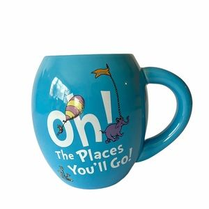 Dr. Seuss Oh The Places You'll Go Collectors Mug